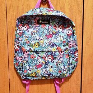 NWT Tokidoki Mermicorno Backpack School Bag